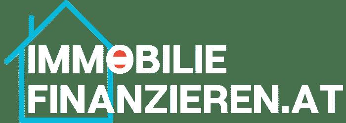 Logo immobilie-finanzieren.at weiß